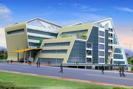 1st IT Building Cyberpark